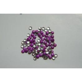 Lentilky neonově fialové 2mm